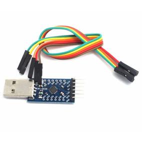 Módulo Conversor Serial Usb 2.0 Ttl Uart 6pin Cp2104 Arduino