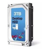 Disco Duro Interno Sata 3tb Toshiba Dt01aca300 Sata 7200rpm