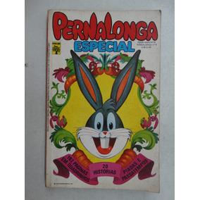 Pernalonga Especial! Ed. Abril Maio 1976!