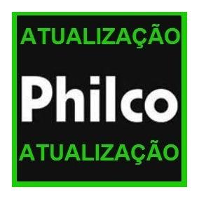 Atualização De Software Firmware Tv Philco Btv 32d12d