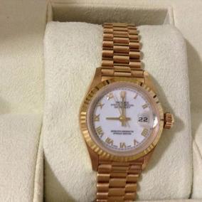 14711a69f7a Relã³gio Feminino - Relógio Rolex no Mercado Livre Brasil