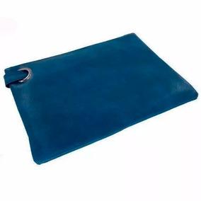Bolsa Azul De Mano Con Correa Para Mujer M2956