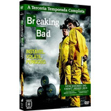Breaking Bad - 3ª Temporada Completa
