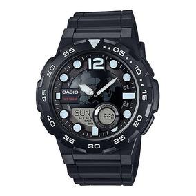 144c47c67bed Tech Mariner Reloj Quartz - Relojes Pulsera Masculinos Casio en ...