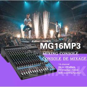 Mesa De Som Mg16mp3