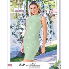 Vestido Para Dama Color Menta