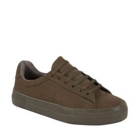 Tenis Casual Urban Shoes 4050 Verde Elegante 100% Originales