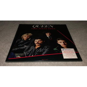 Queen Greatest Hits I Disco Vinil Duplo Importado Lp