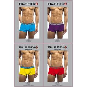 Boxers Colores Para Hombre Metro Marca Alfani