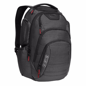 Mochila Ogio Renegade Rss Laptop Backpack Cinza