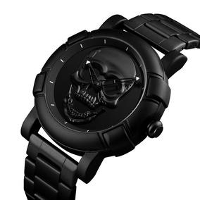 Reloj Skmei Calavera (skull) 3d Caja Original Envio Gratis
