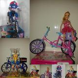 O Ciclista Boneca Na Bicicleta , C.america (promoção Barata)