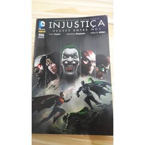 Injustiça Deuses Entre Nós Volumes 1 E 2
