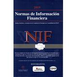 Normas De Información Financiera Nif 2019 Estudiantil