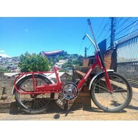 Bicicleta Caloi Berlineta Anos 70 Restaurada Padrão Original