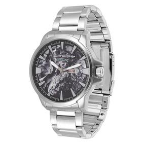 Relógio Masculino Mormaii Automatic Mo8205ab/3p