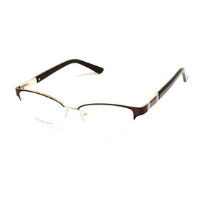 Armação Óculos De Grau Dourada Oakley - Óculos no Mercado Livre Brasil 029fbf5a6c