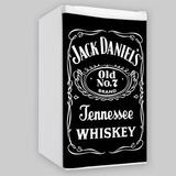 Vinil Para Refrigerador Vinilo Jack Daniels Personalizados