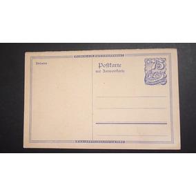 Alemanha Reich Postal Pre-selado Novo - L - 2852