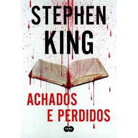 Achados E Perdidos Livro Stephen King Frete 10