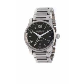 18e9d0f31fb Relógio Montblanc Timewalker Ótimo Preço - Relógios no Mercado Livre ...