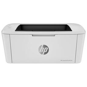 Impressora Hp Laser Jet Pro M15w Com Wi-fi 110v -cor Branca