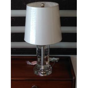 Lámpara De Cristal Para Mesa De Noche