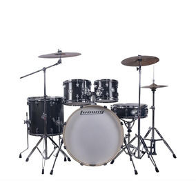 Bateria Element Completa 20`- 14` Black Sparkle Lcf50p016dir