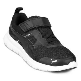 Puma Zapatillas Niño Flex Essential V Ps Negro b0a2d752387