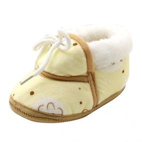 Zapatos Infantil Bebé Niño Niña Invierno Recién Nacido