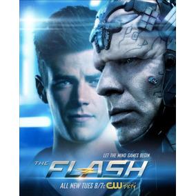 The Flash - 4ª Temporada Dublado Imagem Em Hd