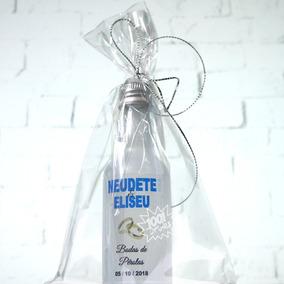 35 Miniaturas Personalizadas Cha De Bebe Vidros Vodka V03