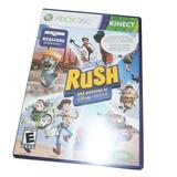 Juego Para Xbox 360 Kinect Pixar Rush