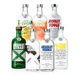 Kit Vodka Absolut Collection