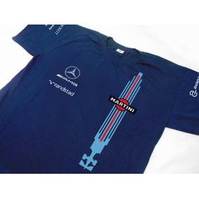 54d48d0062 Camiseta - Williams Martini Racing F1 - Fr168