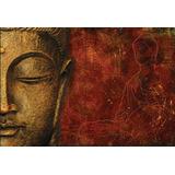 Buda Set 10 Poster Tela A3 (42 Cm X 30 Cm)envió Gratis