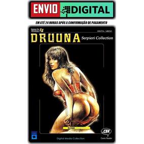 Druuna Coleção Serpieri + Comic Reader - Envio Digital