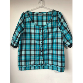 dd2ec737959bf Camisa A Cuadros Hombre Camisas Chombas Blusas Casuales - Ropa y ...