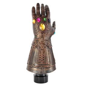 Luva Thanos Joias Manopla Cristais Avenger Guerra Infinita