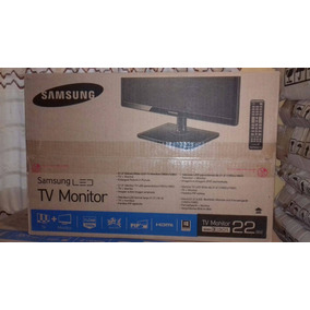 Monitor Tv Samsung Led 22 Nuevos Somos Tienda Damos Factura