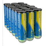 De Paquete Caja 18 Tarros (4 Pelotas) Total 72 Dunlop Tenis