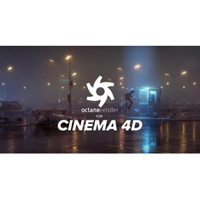 Plugin Octane Render Para Cinema 4d