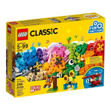 Lego Classic 10712 Set De Piezas Creacion Libre Mundo Manias