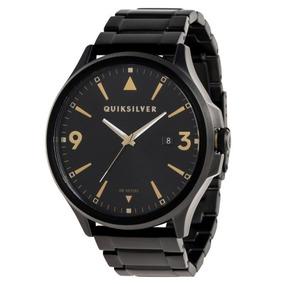 Relógio Quiksilver Beluka Importado Black Gold