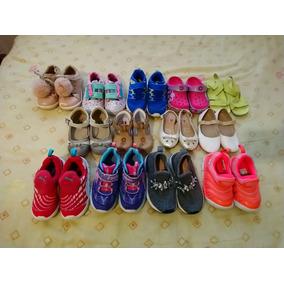 7ad345c63 Lote Zapatos Para De Bebe A Niña
