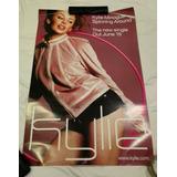 Kylie Minogue Spinning Around Poster Importado Uk 50x75 Cm.