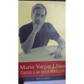 Libro Cartas A Un Joven Novelista, M. Vargas Llosa, Planeta