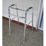 Andadera Ajustable Aluminio Adulto Zig-zag O Fija