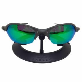 75322fece591a Armacao Oculos Masculino - Óculos De Sol Oakley Juliet no Mercado ...