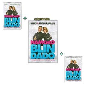 Kit Com 03 Namoro Blindado Livro Renato E Cristiane Cardoso